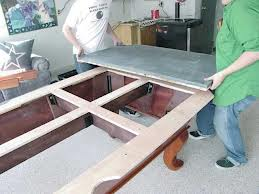 Pool table moves in Albany New York