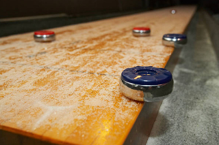 SOLO® Shuffleboard Movers Albany, New York.